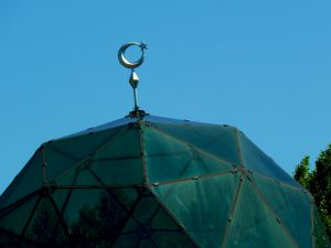 Moskee. Foto: Creative Commons Flickr/Screenpunk.