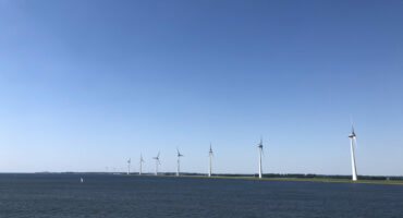 Windmolens in Urk. Foto: Pieter Verbeek.
